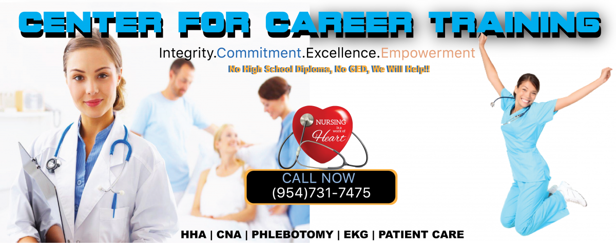 Medical Training  | Fort Lauderdale, FL | Center for Career Training